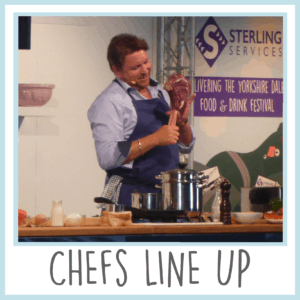 yorkshire_dales_food_festival_james_martin_Chefs_line_up